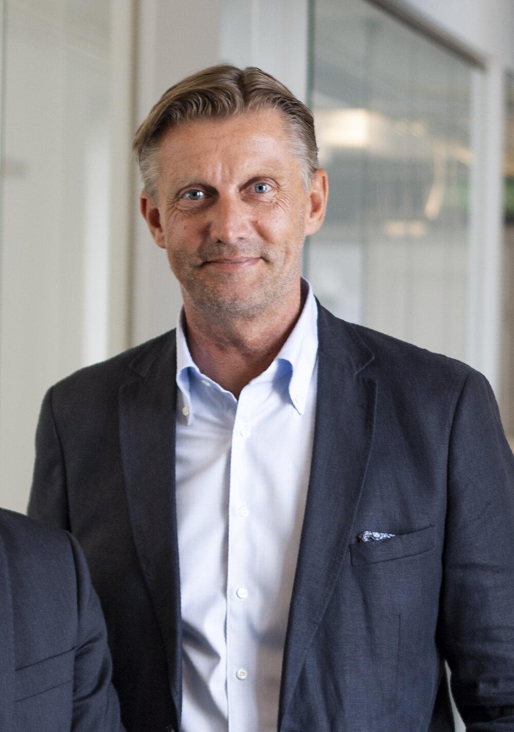 Jörgen Hedström, VD Intermezzon