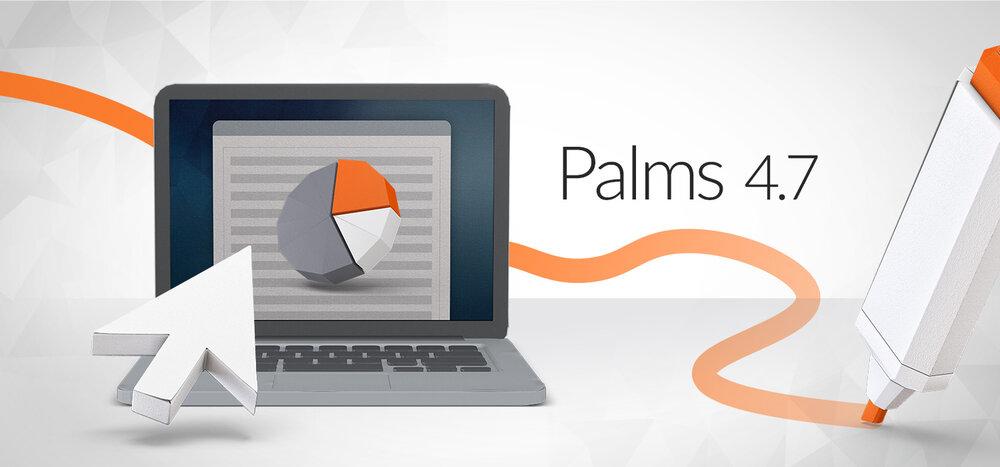 Palms 4.7 – Nya sätt att följa upp lärandet